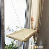 寵物曬太陽貓吊床吸盤式掛窩掛床貓窩貓咪吊床秋千貓墊子寵物用品WY 快速出貨