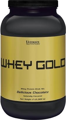 【線上體育】 ULTIMATE NUTRITION 金牌乳清蛋白 WHEY GOLD巧克力 2LB