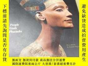二手書博民逛書店egypt:罕見people gods pharaohsY115838 rose marie &rai