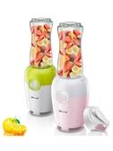 榨汁機小熊榨汁機家用迷你學生電動榨汁杯便攜式水果汁全自動果蔬多功能 免運