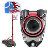 實心框兒童戶外運動籃球架可升降投籃框架家用室內寶寶皮球類玩具『新佰數位屋』