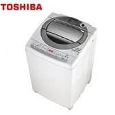 含標準安裝 舊機回收 TOSHIBA東芝 10公斤 直驅變頻洗衣機 AW-DC1150CG /雙噴射瀑布水流強度控制設計