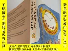 二手書博民逛書店THE罕見TIME AND SPACE OF UNCLE ALBERT:艾伯特叔叔的時間和空間Y200392