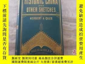二手書博民逛書店【罕見、包 、1-3天收到】Historic China and