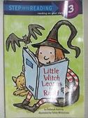 【書寶二手書T1/原文小說_EQ4】Little Witch Learns to Read_Hautzig, Deborah/ Wickstrom, Sylvie (ILT)