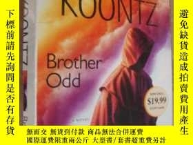 二手書博民逛書店Brother罕見Odd (Read by David Aaro