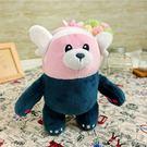 寶可夢 神奇寶貝 穿著熊 15公分 絨毛...