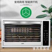 220V商用乾果機 大容量食品烘乾機 家用蔬菜水果零食肉類風乾機 CJ6437『寶貝兒童裝』