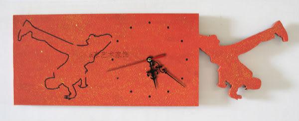 (新品)創意靜音個性時鐘