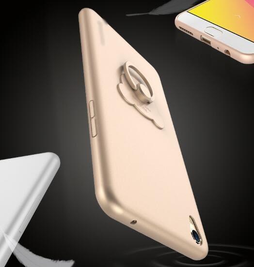 手機殼 oppo r9 r9 plus 新款 創意 保護殼 全包 防摔 手機套 二合一 指環扣 支架 看片神器