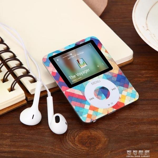 佳捷訊英語MP3超薄MP4播放器男女學生小蘋果mp6隨身聽錄音外放p3 交換禮物
