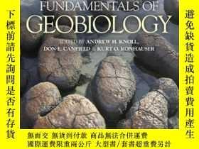 二手書博民逛書店Fundamentals罕見of GeobiologyY410016 Andrew H. Knoll (...