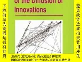 二手書博民逛書店Network罕見Models Of The Diffusion