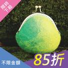 【小羊苗庇護工場】黃綠漸層小口金