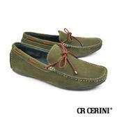 【CR CERINI】輕量休閒帆船鞋 墨綠(80759-DGRS)