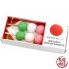 【日本製】【ARUTA】和菓子造型磁鐵 二件組 三色糰子 SD-7941 - ARUTA