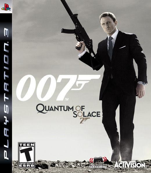 PS3 詹姆士龐德007:量子危機(美版代購)