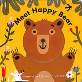 Little Faces:Meet Happy Bear 變臉操作書:快樂小熊篇