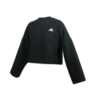 ADIDAS 女長袖T恤(免運 亞規 短版 休閒 上衣 愛迪達≡體院≡ GC6943_1