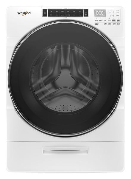 輸碼9折 限期送好禮 惠而浦 17公斤 8TWFW8620HW Load & Go蒸氣洗滾筒洗衣機 含標準安裝