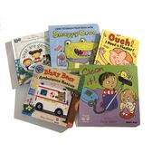 【麥克書店】防疫大作戰 保護你我他|英文故事繪本外文書童書刷牙大掃除救護車BIZZYBEAR英文書
