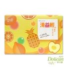 多立康 清益輕蔬果雙酵益生菌-2gx60包