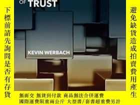 二手書博民逛書店The罕見Blockchain And The New Architecture Of TrustY36415