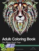 [104美國直購] 2015 美國暢銷書排行榜  Adult Coloring Book