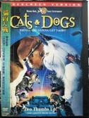 挖寶二手片-D62-正版DVD-電影【貓狗大戰】-亞歷克鮑溫 麥可克拉克鄧肯(直購價)