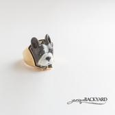yunique Backyard  療癒法鬥金色戒指