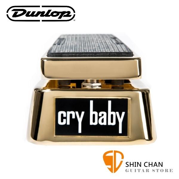 Dunlop GCB95G 哇哇效果器【Dunlop 50th Anniversary Cry Baby Wah Pedal】