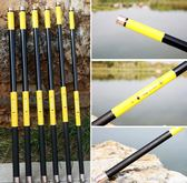 釣魚竿打窩竿超硬碳素長節手竿戶外
