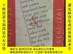 二手書博民逛書店then罕見and now 1921-1935Y197435
