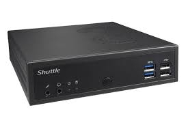 Shuttle 浩鑫 XPC Slim DH02U5 迷你獨顯準系統