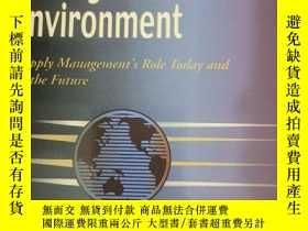 二手書博民逛書店The罕見Supply Management Environment (Ism Knowledge Series)