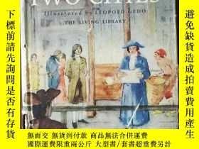 二手書博民逛書店A罕見TALE OF TWO CITIES 雙城記(1946年布
