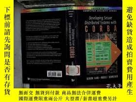 二手書博民逛書店developing罕見secure distributed s