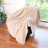 珊瑚絨毯子冬季加厚保暖床單人宿舍學生旅行午睡小被子辦公室毛毯YXS    韓小姐