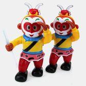 齊天大圣孫悟空電動萬向旋轉金箍棒跳舞機器人猴哥逼真聲燈光玩具igo 雲雨尚品