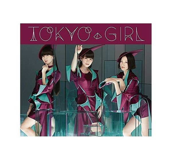 Perfume TOKYO GIRL CD附DVD (購潮8)