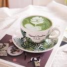 咖啡杯-啡人類 北歐風格花式比賽壓紋拉花...