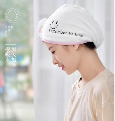 干發帽超強吸水速干浴帽包頭巾女可愛韓國頭巾女包頭干發神器網紅 怦然新品