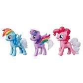 彩虹小馬My Little Pony 變色尾巴3入組