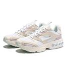 NIKE 休閒鞋 ZOOM AIR FIRE 米 粉紫 馬卡龍 老爹鞋 氣墊 女 (布魯克林) CW3876-200