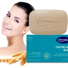【Starlike】Dermisa 去角質燕麥皂 85g
