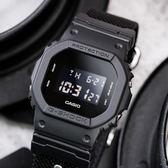 G-SHOCK DW-5600BBN-1 絕對強悍軍事黑時尚腕錶 DW-5600BBN-1ER 現貨 熱賣中!