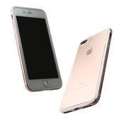 [富廉網] OVERDIGI LimboX iPhone 7 PLUS 5.5吋 雙料鋁合金邊框 玫瑰金