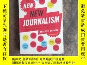 二手書博民逛書店The罕見New New Journalism:Conversations with America s Best