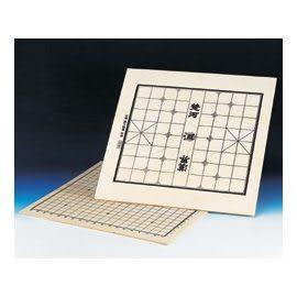 進大 H-08 高級棋盤 (圍棋+象棋兩面)