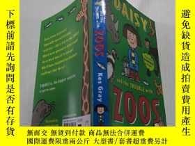 二手書博民逛書店daisy罕見and the trouble with zoos黛西和動物園的麻煩Y212829